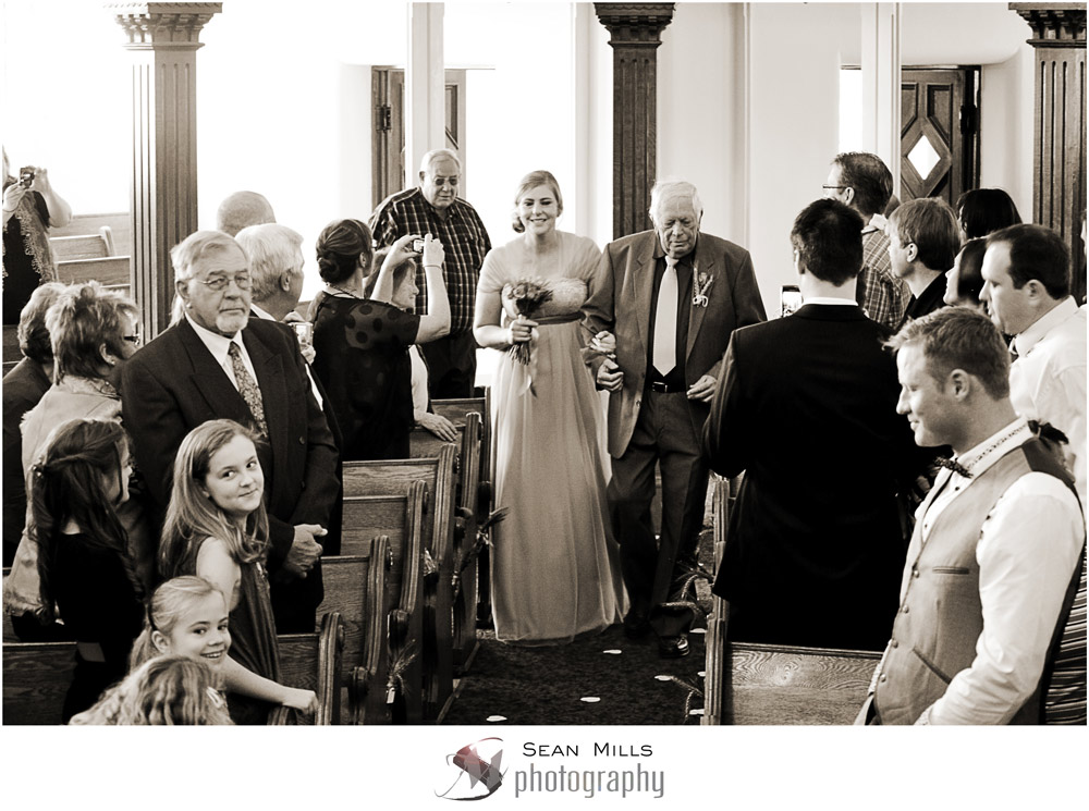 Sean Mills Wedding Photographer